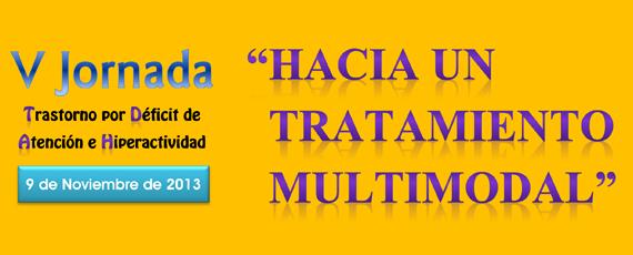 9 de Noviembre 2013: V Jornada TDAH Palencia