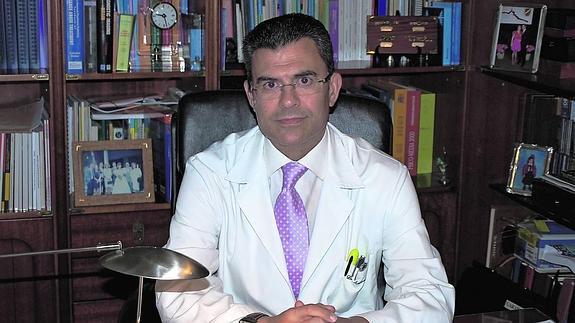 """""""Encuentro con el experto"""": Dr. Antonio Terán, Psiquiatra en Valladolid y en el C.A.D. San Juan de Dios de Palencia."""