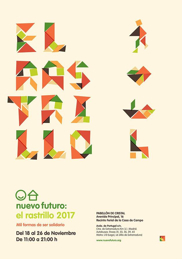 Nuevo Futuro El Rastrillo 2017: del 18 al 26 de Noviembre en la Casa de Campo