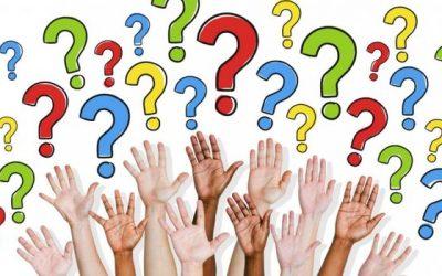 Las preguntas más frecuentes que recibimos